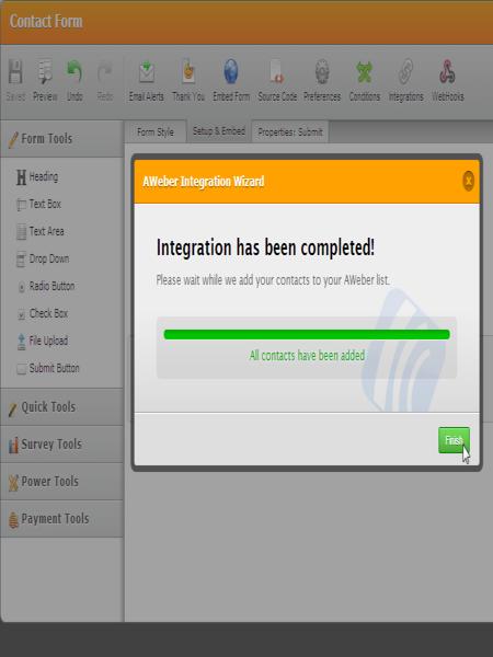 AWeber Integration_7