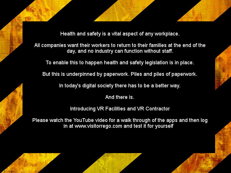 VR Facilities and VR Contractor_1