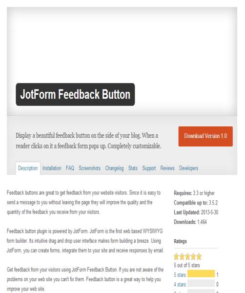 Wordpress Feedback Button_0