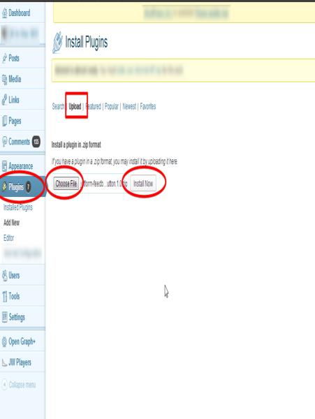 Wordpress Feedback Button_1