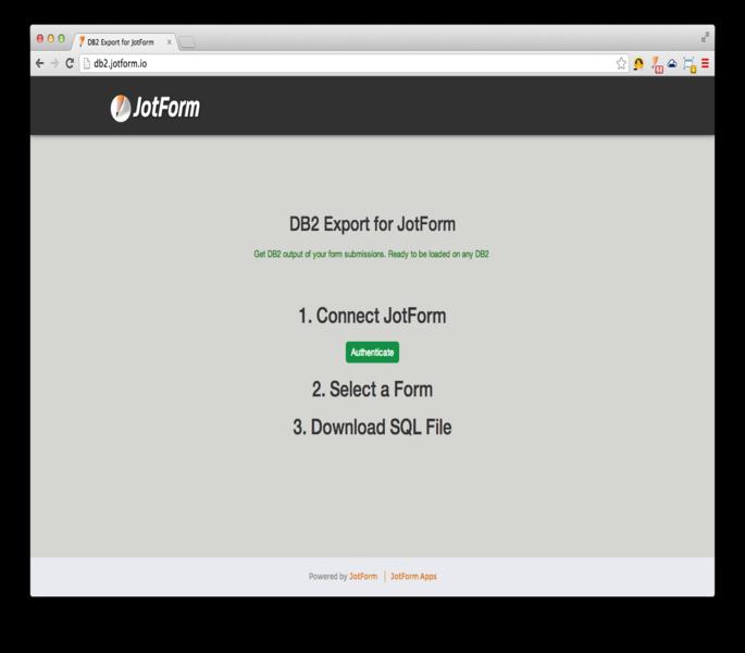 DB2 Export_0