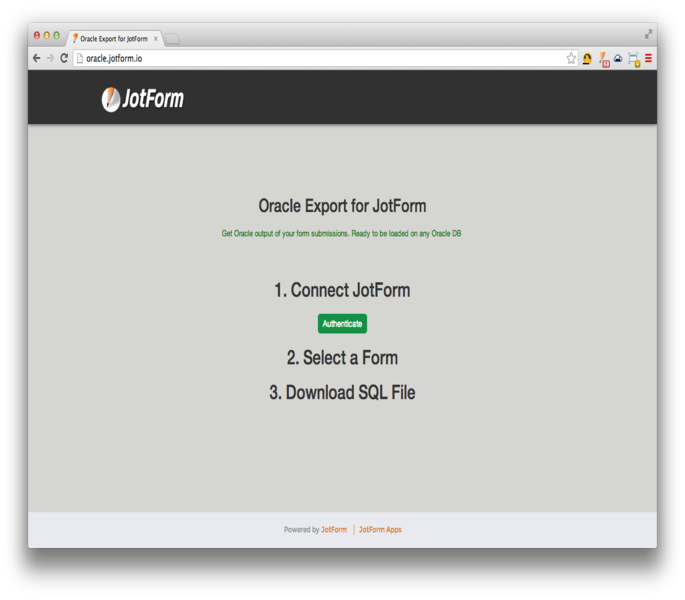 Oracle Export_0