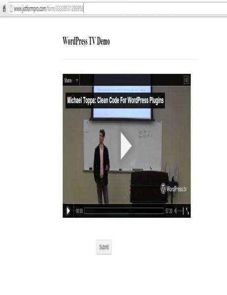 WordPress TV_3