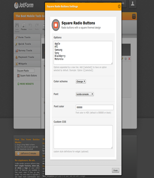 Square Radio Buttons_5