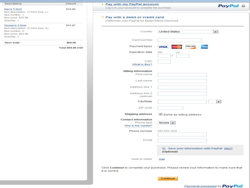 PayPal Express Integration_7