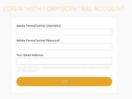 Migrate from Adobe FormsCentral_3