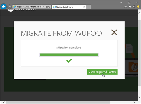 Migrate from Wufoo™_5