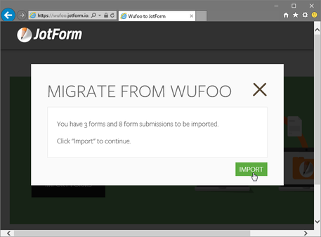 Migrate from Wufoo™_4