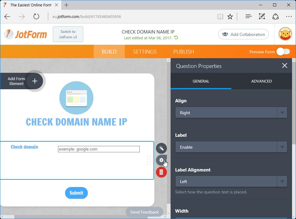 Simple Domain Whois Checker_3