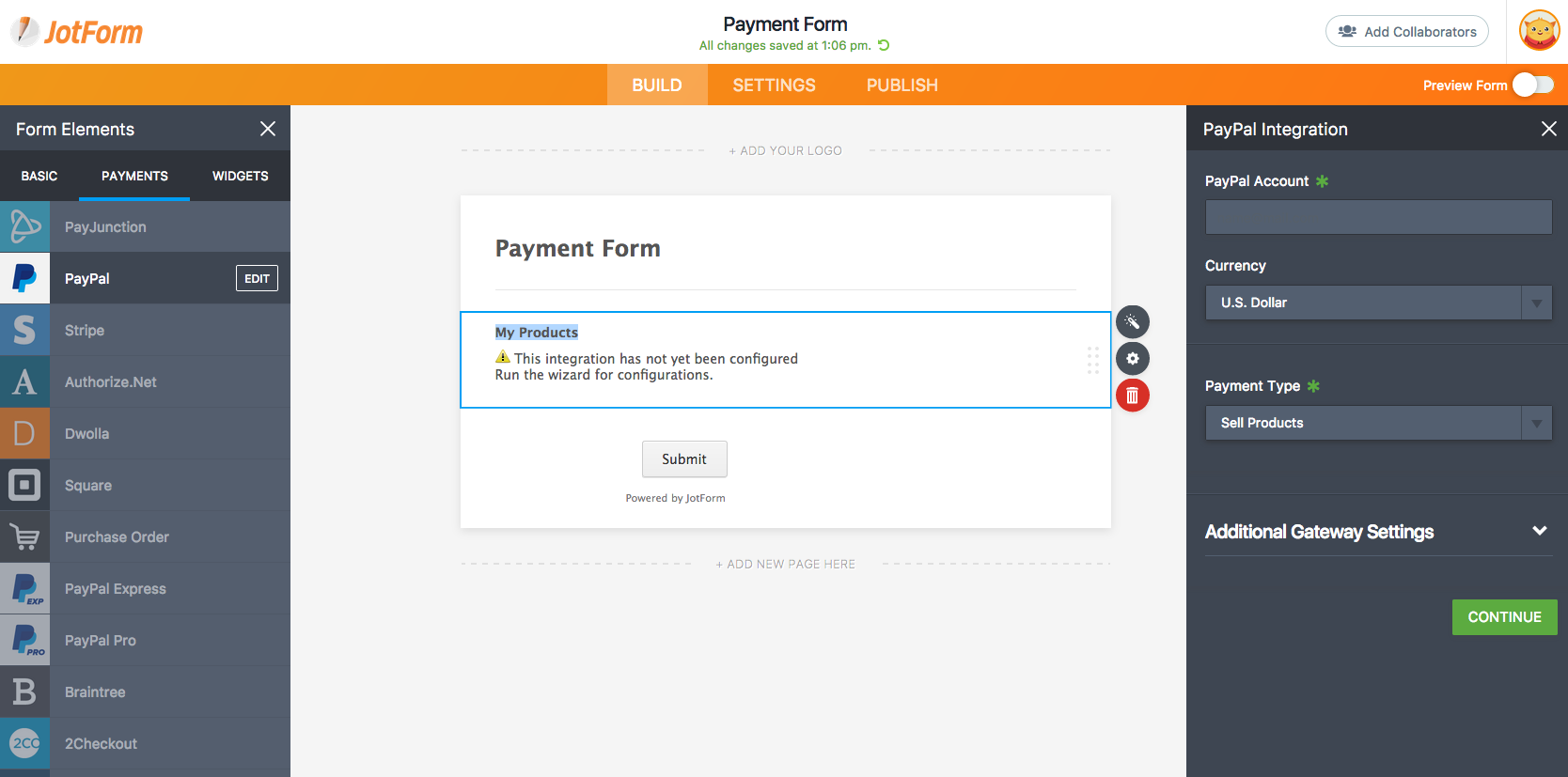 PayPal Standard_0