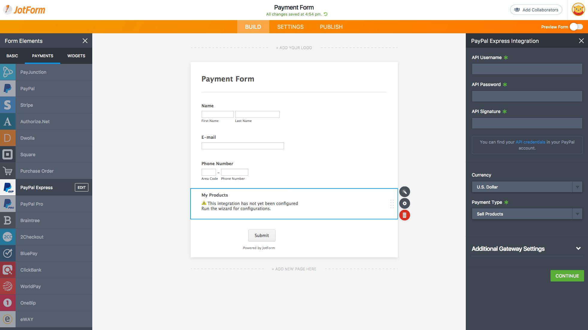 PayPal Express Integration_0