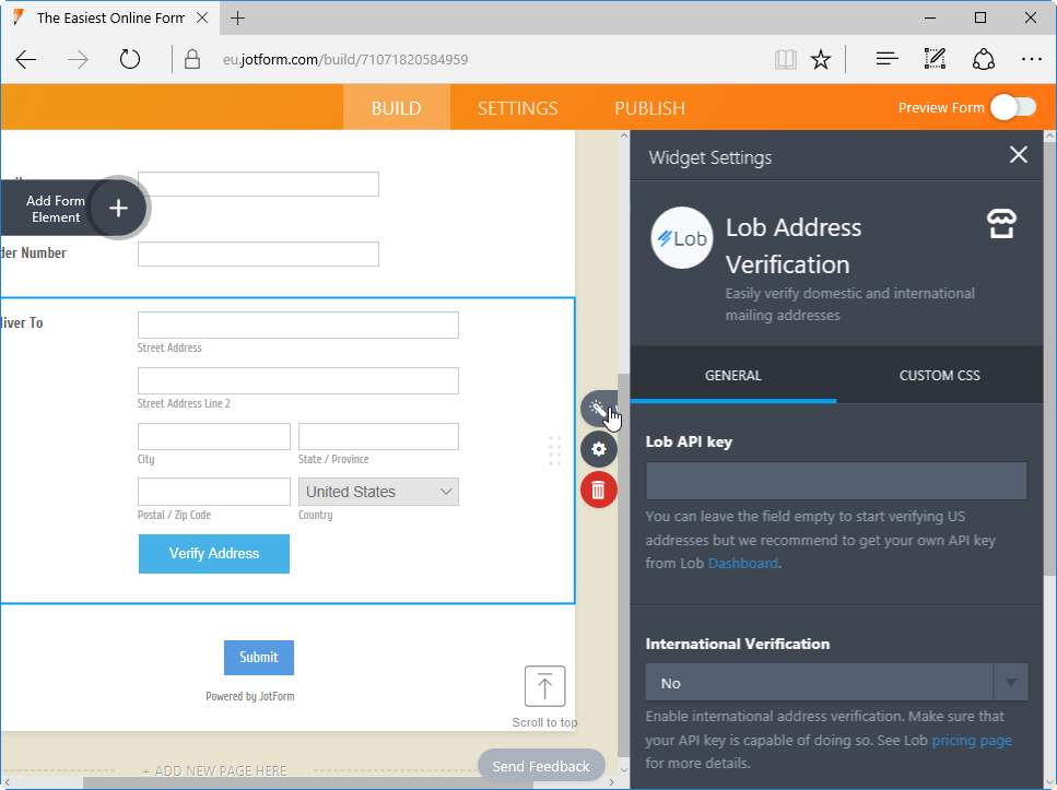 Lob Address Verification_4