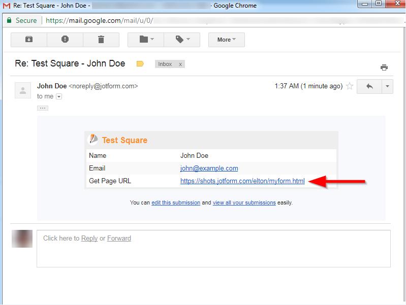 Get Form Page URL_2