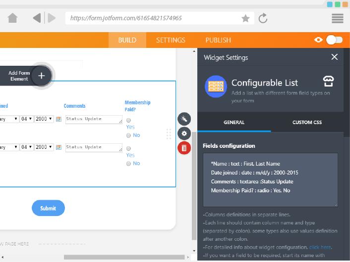 Configurable List_4