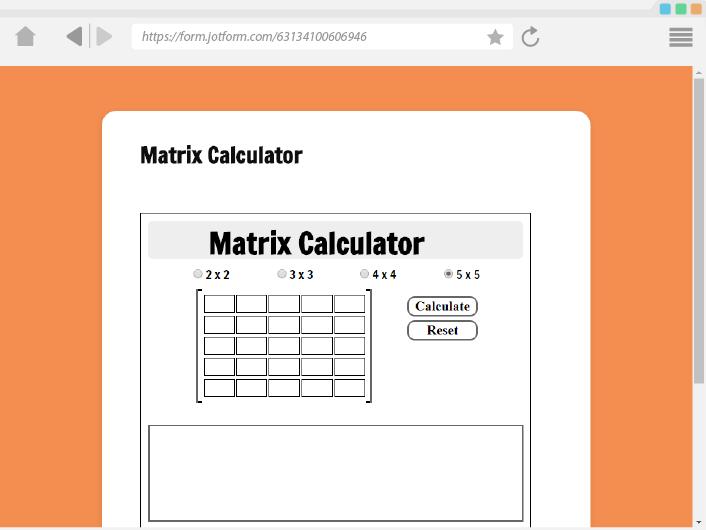 Matrix Calculator_0
