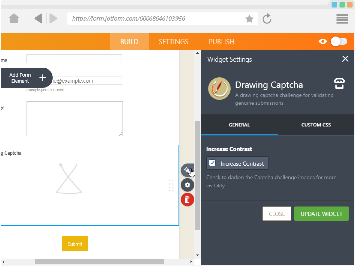 Drawing Captcha_5