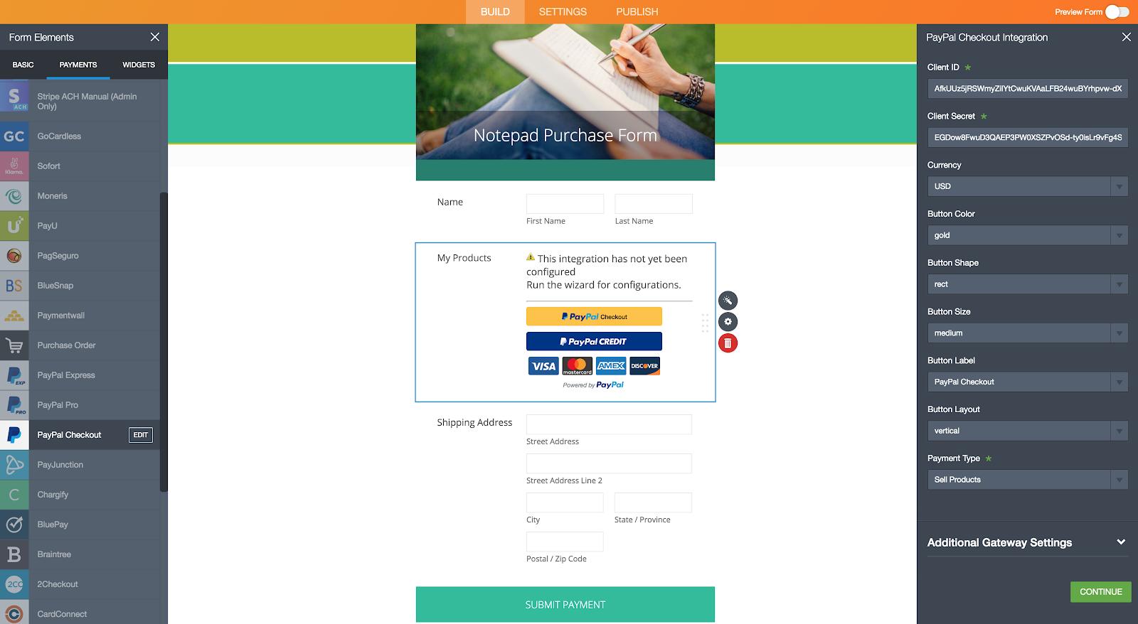 PayPal Checkout_1