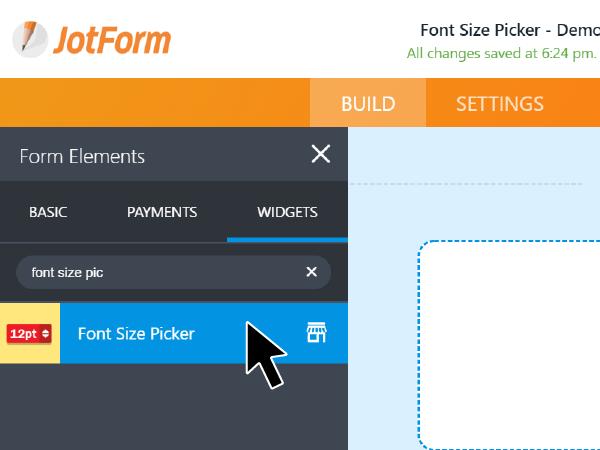 Font Size Picker_1
