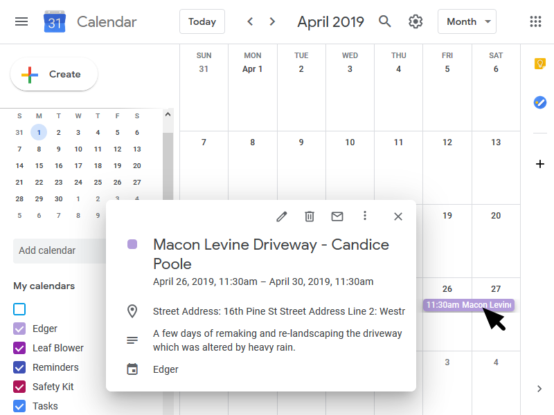 Google Calendar Integration_7